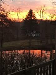 Sunrise at Wild Heaven Farms