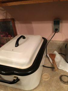 18 quart roaster